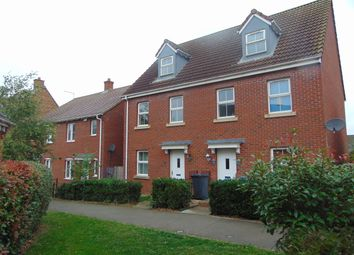 Thumbnail 3 bed semi-detached house for sale in Oakwood Close, Desborough