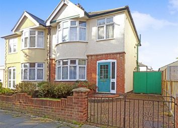 Thumbnail 3 bedroom semi-detached house for sale in St Johns Road, Chelmsford, Essex