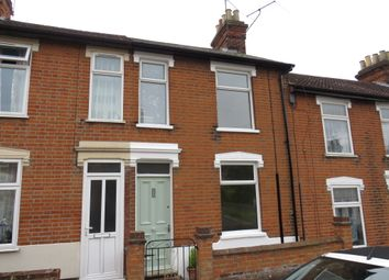 Thumbnail Terraced house for sale in Hayhill Road, Ipswich