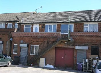 Thumbnail 2 bedroom flat for sale in Park Road, Woodsetton, Dudley