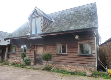 Thumbnail 2 bedroom barn conversion to rent in Budleigh Farm, West Buckland, Wellington