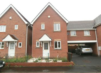 Thumbnail 3 bed semi-detached house to rent in Barbel Drive, Wolverhampton