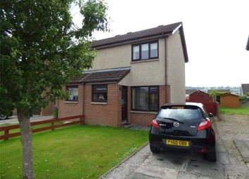 Thumbnail 2 bed semi-detached house for sale in Lime Grove, Dumfries, Dumfries And Galloway