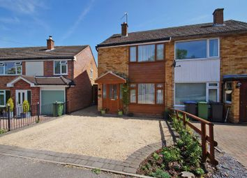 Thumbnail 2 bed semi-detached house for sale in Knottesford Close, Studley