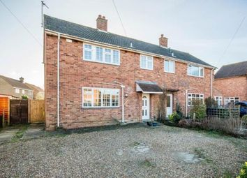 Thumbnail 3 bed semi-detached house for sale in Milton, Cambridge