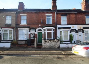 Thumbnail 2 bed terraced house to rent in Masterson Street, Fenton, Stoke-On-Trent
