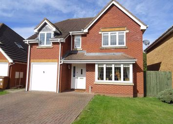 Gainsborough Avenue, Hinckley LE10. 4 bed detached house for sale