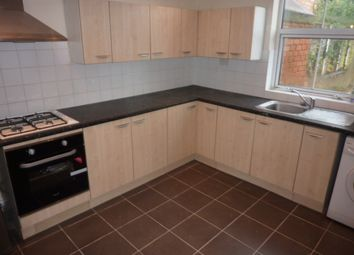 Thumbnail 4 bedroom shared accommodation to rent in Uttoxeter Old Road, Derby