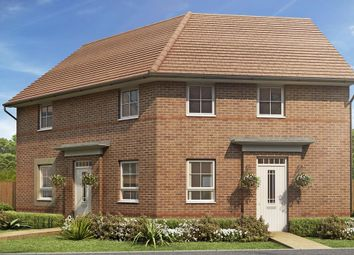 "2 bed detached house for sale in ""Layton"" at Woodcock Square, Mickleover, Derby DE3"