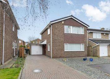Thumbnail 3 bed detached house for sale in Prestwick Court, Eaglescliffe, Stockton-On-Tees