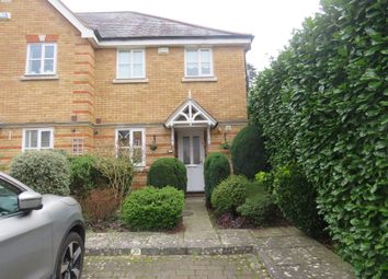 Thumbnail 2 bed end terrace house for sale in Montague Hall Place, Bushey