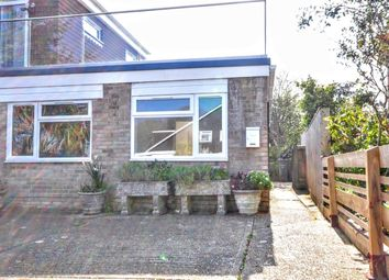 Thumbnail 2 bed bungalow to rent in Solent View Road, Seaview