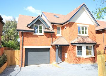 Thumbnail 5 bed detached house to rent in Northcourt Avenue, Reading