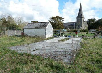Thumbnail Land for sale in Church Lane, Abergwili, Carmarthen