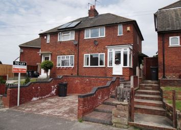 Thumbnail 3 bedroom semi-detached house to rent in Whitgreave Street, West Bromwich