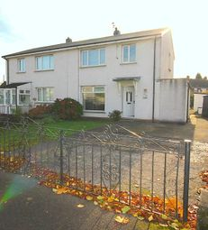 Thumbnail 3 bedroom semi-detached house for sale in Caldy Road, Llandaff North, Cardiff