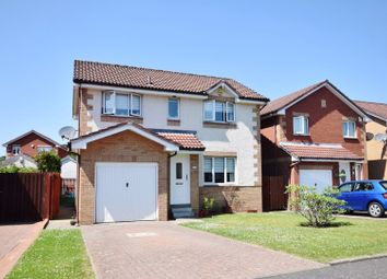 Thumbnail 4 bed detached house for sale in Pentland Crescent, Larkhall