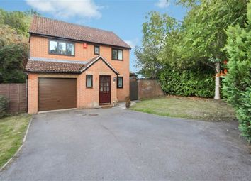 Thumbnail 4 bed detached house for sale in Bramwell Close, Stratton, Swindon