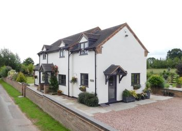 Thumbnail 4 bed detached house for sale in Watery Lane, Haughton, Stafford