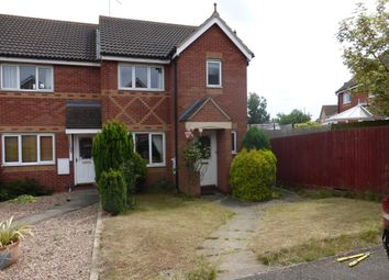 Thumbnail 3 bedroom property to rent in Middleham Close, Stanground, Peterborough