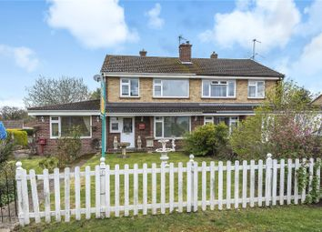 Thumbnail 3 bed semi-detached house for sale in Willow Road, Tadley, Hampshire