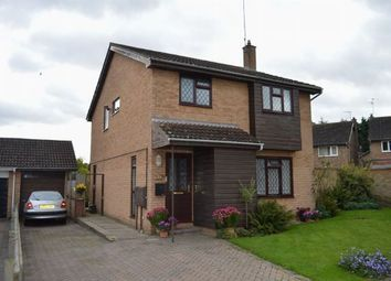 Thumbnail 4 bedroom detached house for sale in Riverwell, Ecton Brook, Northampton