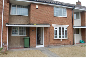 Thumbnail 2 bed terraced house to rent in Balmoral Avenue, Thornaby