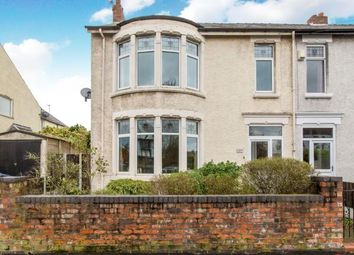 Thumbnail 5 bedroom semi-detached house for sale in Gainsborough Road, Crewe, Cheshire