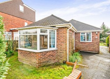 Thumbnail 3 bedroom bungalow to rent in Branksome Close, Winchester