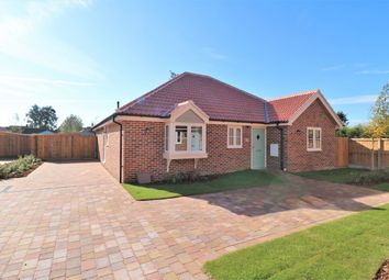 Thumbnail 3 bed detached bungalow for sale in Wivenhoe Road, Alresford, Colchester