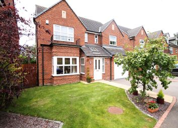 Thumbnail 4 bedroom detached house for sale in Roundhaven, Durham