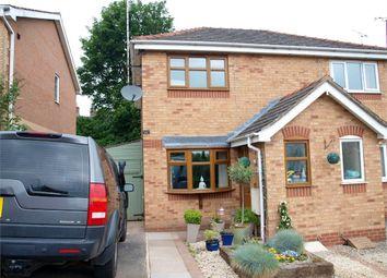 Thumbnail 2 bed semi-detached house for sale in Sorrel Drive, Woodville, Swadlincote, Derbyshire