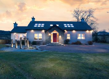 Thumbnail 4 bed detached house for sale in Ballywee Road, Ballyclare