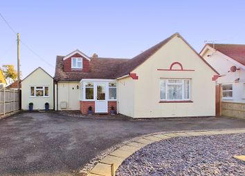 Thumbnail 4 bedroom detached bungalow for sale in Pagham Road, Pagham