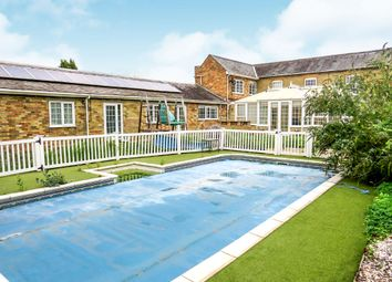 Thumbnail 4 bed detached house for sale in Priest Lane, Willingham, Cambridge