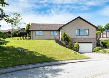 Thumbnail 4 bed detached bungalow for sale in Craigston Gardens, Westhill, Aberdeenshire