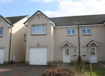 Thumbnail 3 bedroom semi-detached house for sale in Wright Gardens, Bathgate