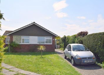Thumbnail 3 bed detached bungalow for sale in Beachfield Road, Bembridge, Isle Of Wight
