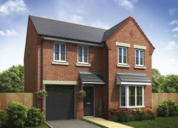 Thumbnail 4 bed detached house for sale in Wigan Road, Clayton-Le-Woods, Chorley