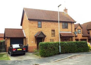 Thumbnail 4 bedroom detached house for sale in Tinkers Lane, Sawtry, Huntingdon, Cambs