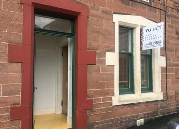 Thumbnail 1 bed flat to rent in Thistle Street, Galashiels