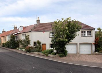 Thumbnail 4 bed cottage for sale in Church Place, Upper Largo, Fife