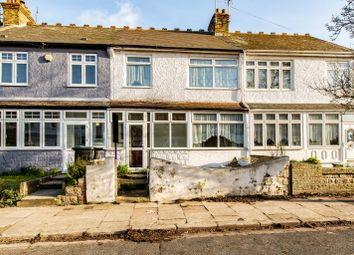 Thumbnail 3 bedroom terraced house for sale in Woodfield Avenue, Gravesend