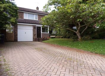 Thumbnail 4 bed detached house to rent in Fermor Way, Crowborough