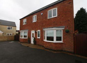 Thumbnail 4 bed detached house for sale in Park Lane, Shirland, Alfreton, Derbyshire