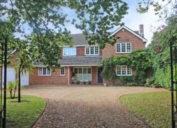 Thumbnail 5 bed detached house for sale in Belbins, Romsey