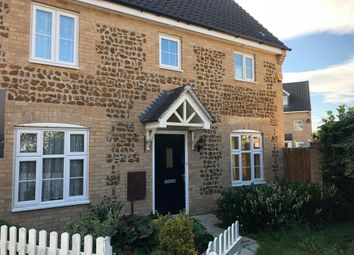 Thumbnail 3 bed property to rent in Fred Ackland Drive, King's Lynn