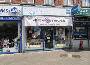Thumbnail Retail premises to let in Bilton Road, London