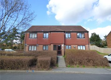 Thumbnail 1 bed flat for sale in Fernhill Close, Poole, Dorset