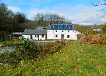 Thumbnail 4 bed detached house for sale in Penrhiwllan, Llandysul